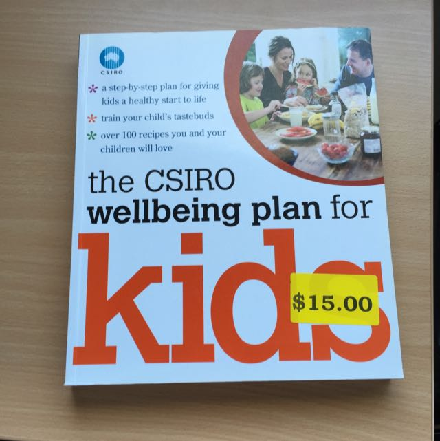 CSIRO Wellbeing Plan For Kids As New