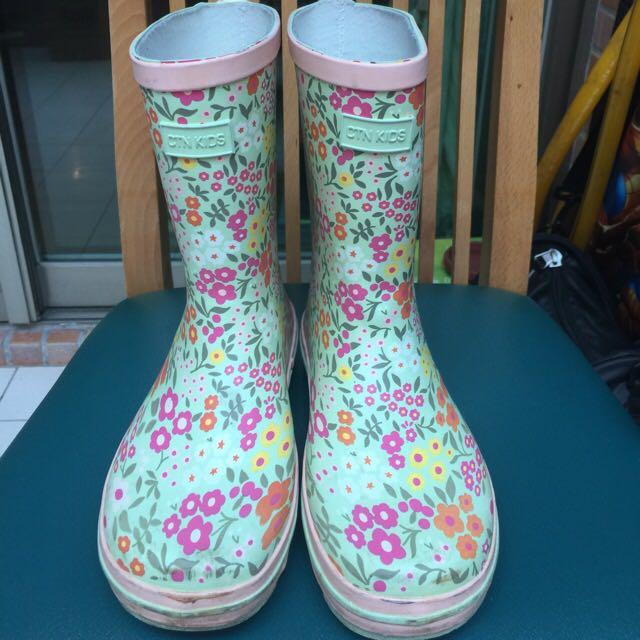 CTN KIDS雨鞋