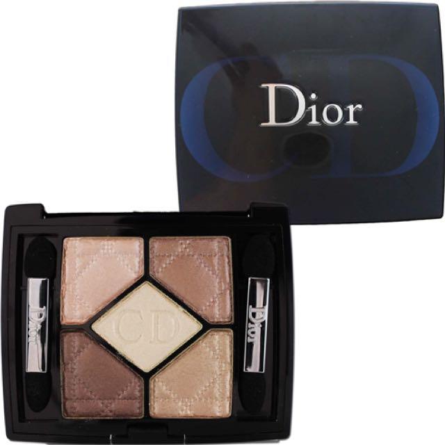 二手Dior 眼影 5 COULEURS No.539