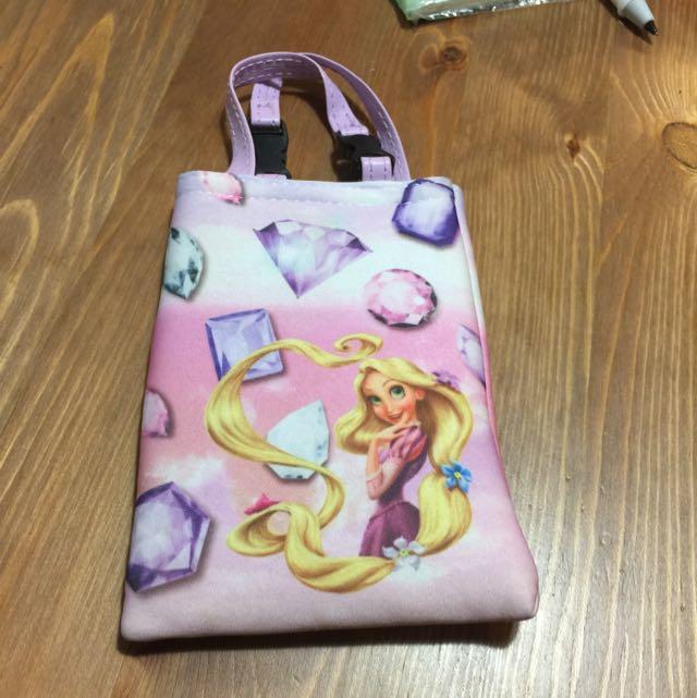 Disney 魔髮奇緣 手機套 含郵