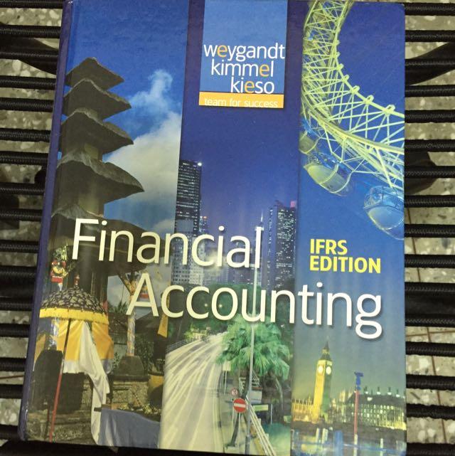 Financial Accounting會計