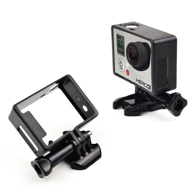 Gopro Frame Mount Housing Case for Gopro Hero 3/3+/4, Photography on ...