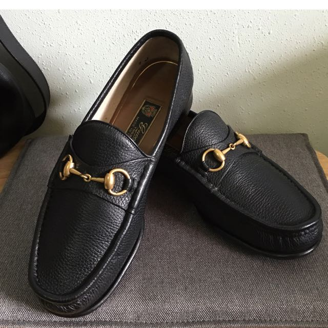 66b4a28edc0 Gucci 1953 Horsebit Loafers