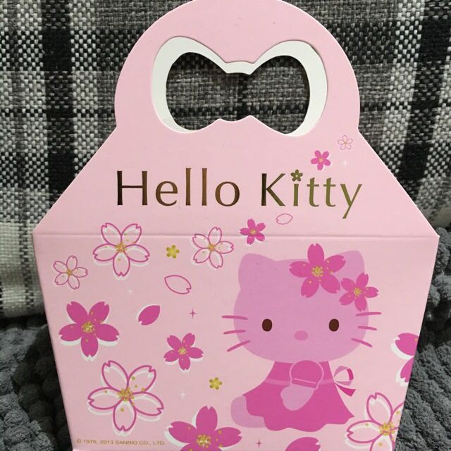 💗Hello Kitty櫻花造型香皂💗