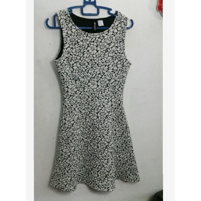 Hnm Flower Dress