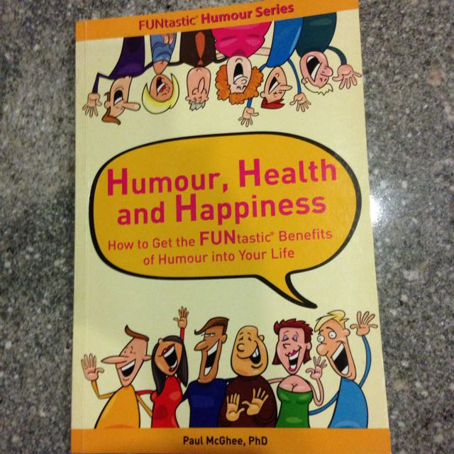Image of: Medical Memes Humour Health And Happiness By Paul Mcghee Phd Books Stationery On Carousell Amulyam Humour Health And Happiness By Paul Mcghee Phd Books Stationery