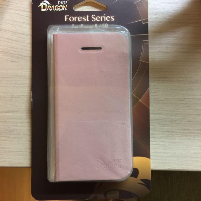 粉紅Iphone5/5s手機殼❤️