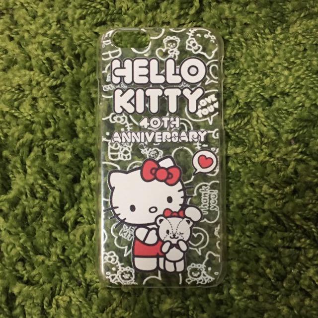 Iphone6.6s 凱蒂硬殼