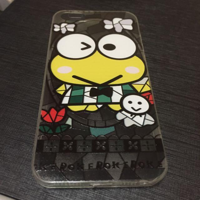 iPhone 5 大眼蛙 手機殼 僅一個