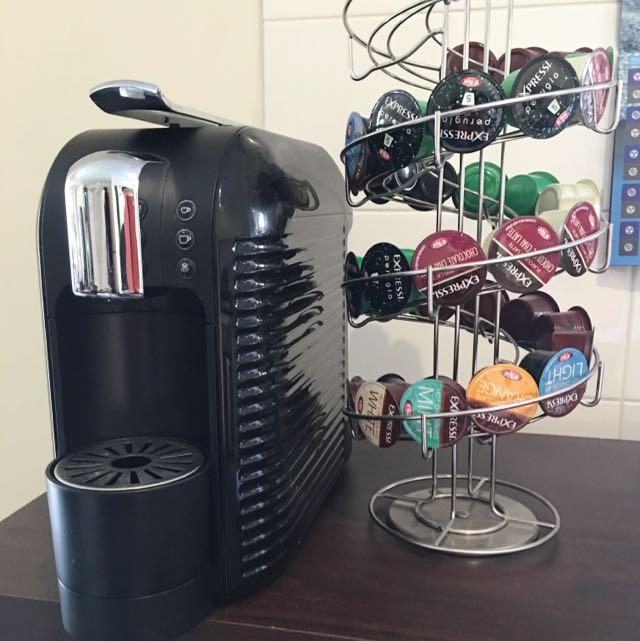 K-fee capsule coffee machine