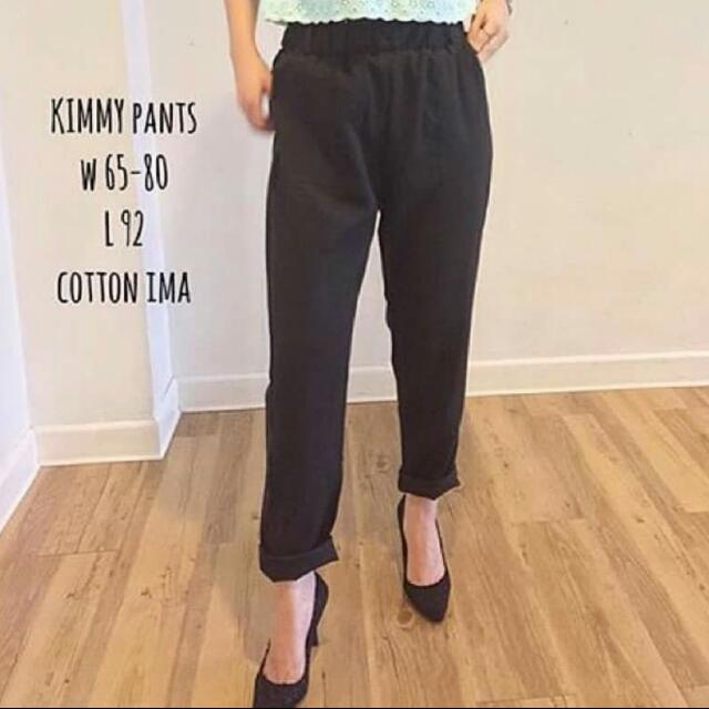Kimmy Pants -repriceees