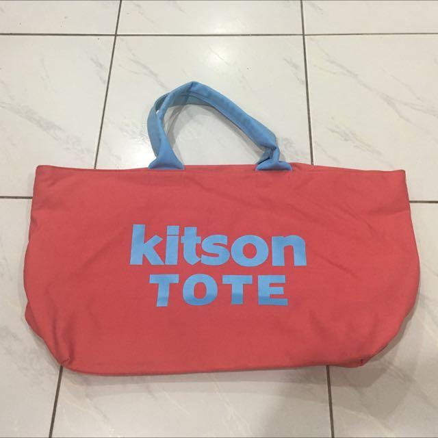 全新 Kitson 大休閒包