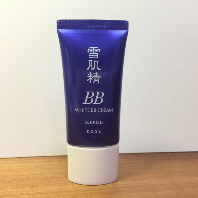 雪肌精防護淨白BB霜/色號01/全新