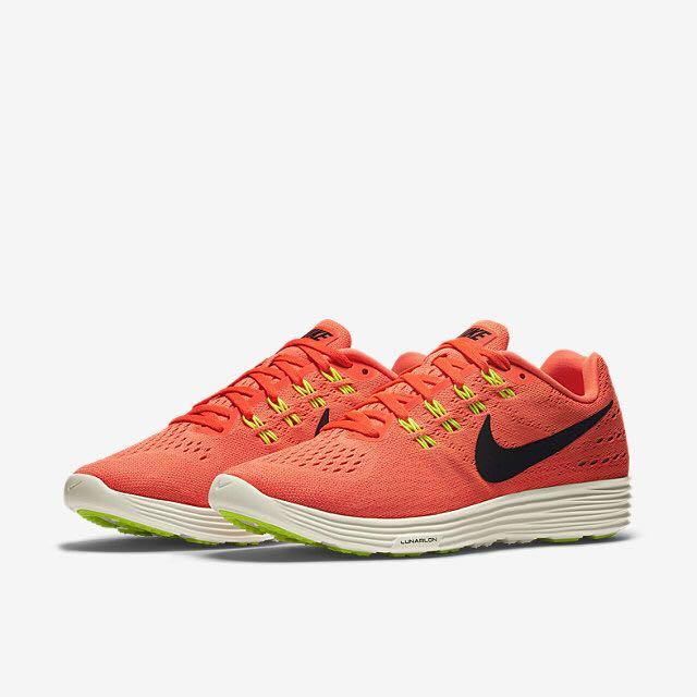 the latest 18b57 0bf80 Nike LunarTempo 2 (Women) - Hyper Orange/Bright Crimson/Volt/Black