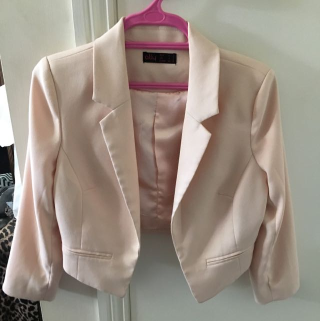 Pink Ally Jacket