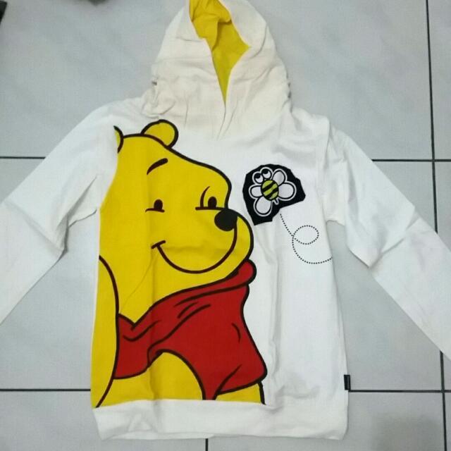 Pooh Hoodie