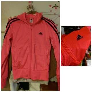 降🙋正版Adidas愛迪達運動外套