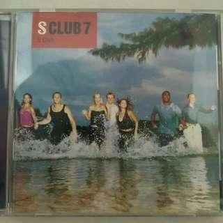 S Club 7 1st Album