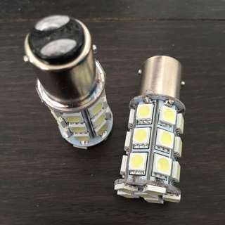 *INSTOCK - 1156 / 1157 Super Bright Led Bulb For Brake, Signal & Reverse Light
