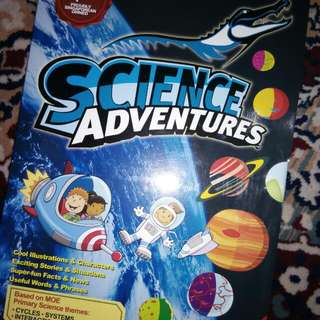 Science Adventure Book