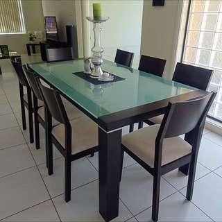 Dinning + Living Room Set