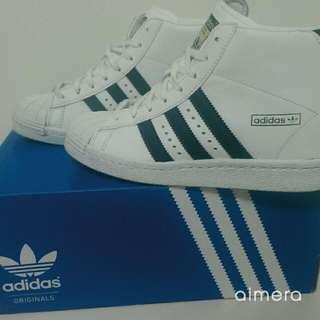 Adidas superstar UP 增高