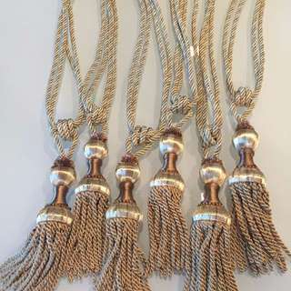 Tassels for curtains