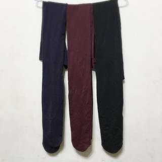 全新 日本 不透膚 絲襪