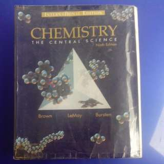 Chemistry - The Central Science (Ninth Edition)