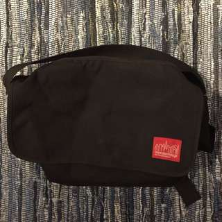 Manhattan Portage Messenger In Black