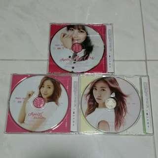 Apink Japanese Album Singles Namjoo