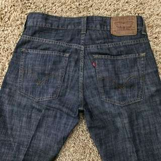 Authentic Levi's 511 Jeans! NEw!
