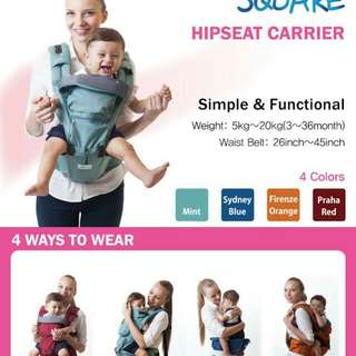 BabySquare HipSeat Carrier (Brand New)