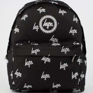 Hype滿版logo後背包