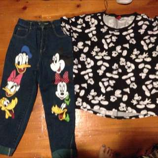 Assorted Clothing Size 8-12 All Between $5-$10