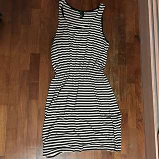 H&M Basic Stripe Dress
