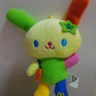 💛購買滿200。免費索取💛麥當勞兔兔