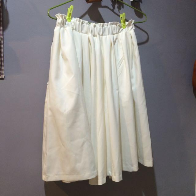 白色長裙❤️❤️