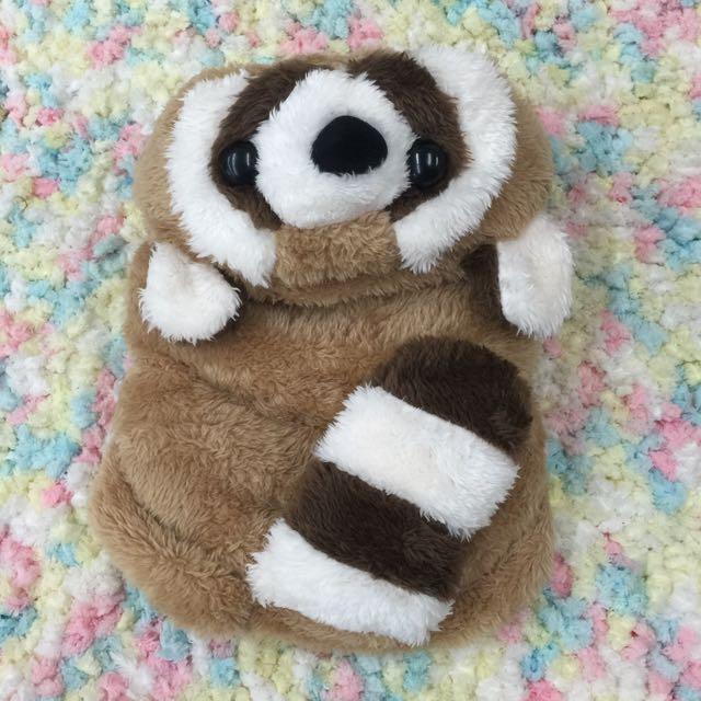 新款💦小浣熊寵物冬裝✨