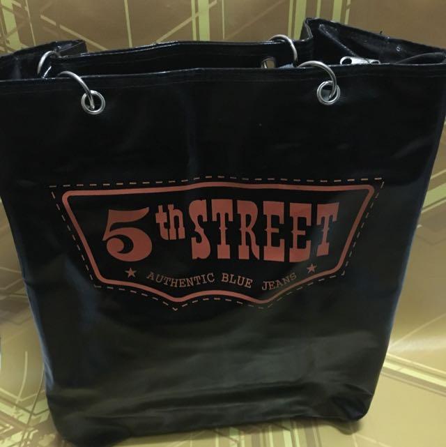 第五街手提袋