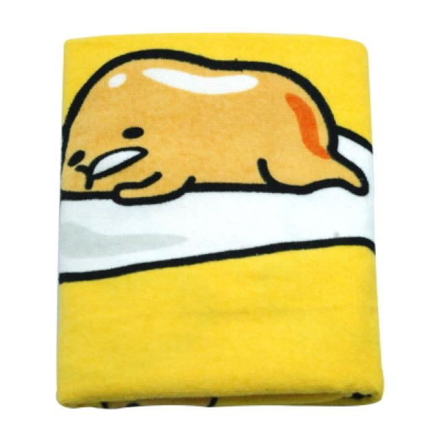 正版蛋黃哥浴巾