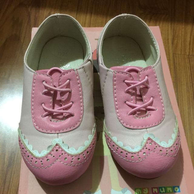 麗嬰房 女童鞋 皮鞋