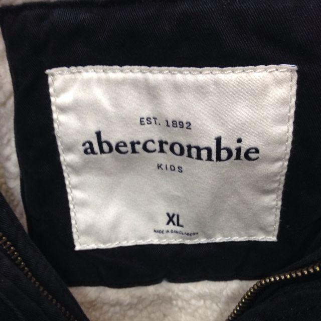 Abercrombie保暖外套