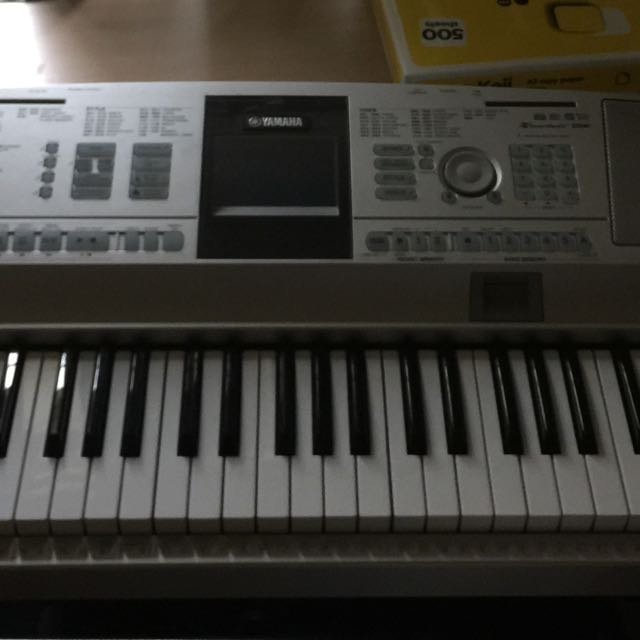 Acoustic, Electric And Piano Yamaha Plus The Sub