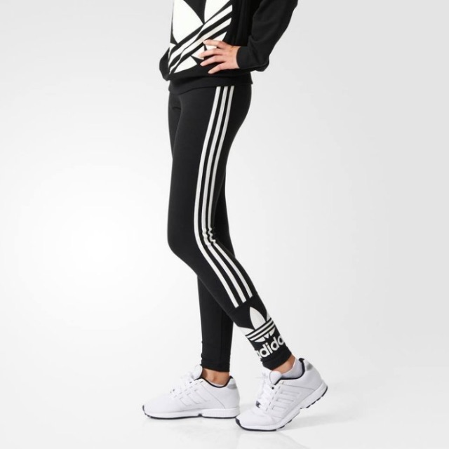 Adidas 內搭褲 范冰冰款 全新 M/L
