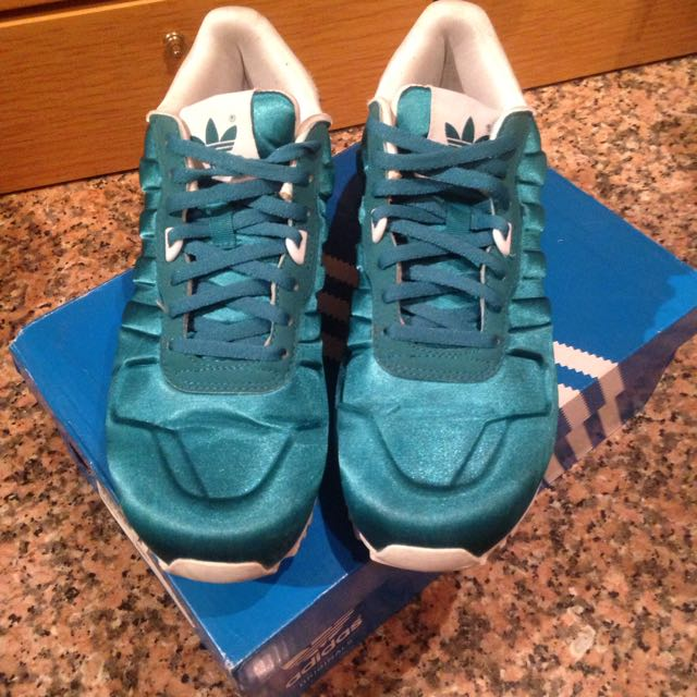 Adidas Zx700 Tiffany Green#二手品牌好鞋