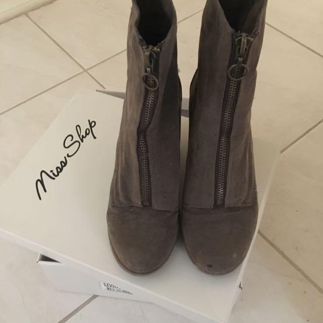 Ankle Boots Miss Shop