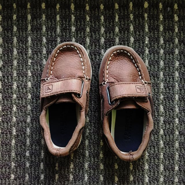 Baby Sperry Stylish Boat Shoes