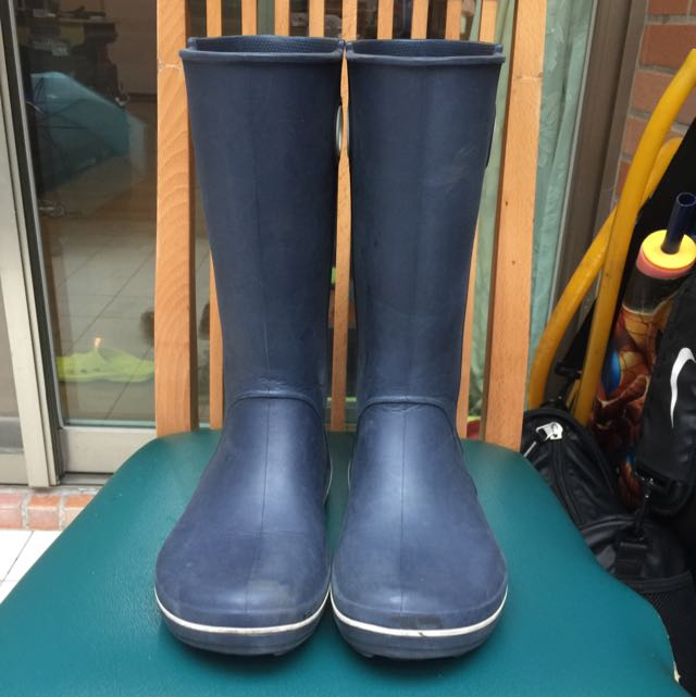 Crocs雨鞋