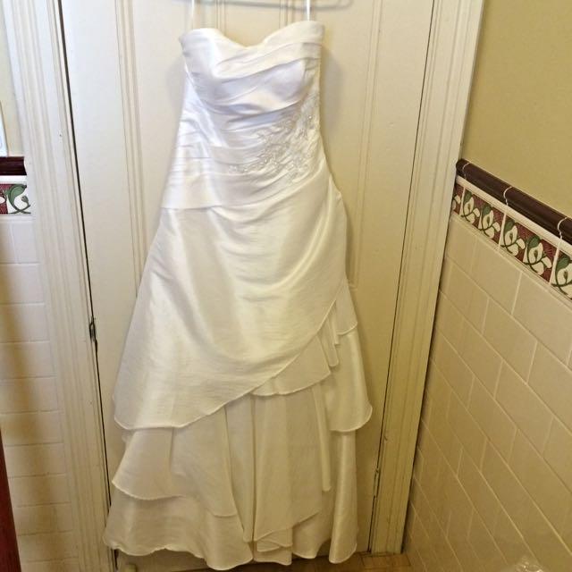 Deb/Wedding Dress